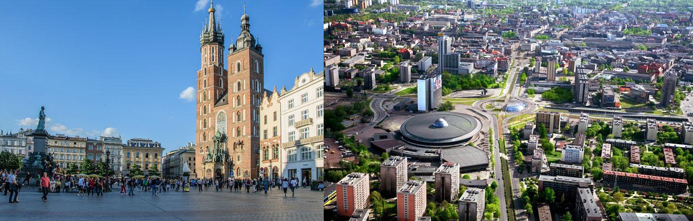 W których miastach wojewódzkich – Krakowie, Katowicach – warto kupić mieszkania  pod późniejszy najem?